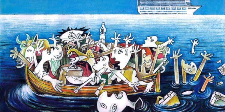 Cruzando Mediterraneo -Savov